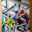 Spider-Man Vs Doc Octopus Marvel Comics Mini Poster by Keith Pollard Bob Mcleod