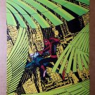 Spider-Man Vs Vulture Spider-Man Marvel Comics Mini Poster by John Bryne