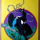 Amazing Spider-Man Black Costume Marvel Comics Poster by Todd McFarlane