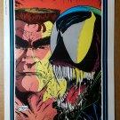 Venom Eddie Brock Marvel Comics Poster by Todd McFarlane
