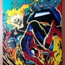 Amazing Spider-Man Vs Ghost Rider Marvel Comics Poster by Todd McFarlane