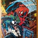 Amazing Spider-Man Vs Venom Marvel Comics Poster by Todd McFarlane