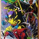 X-Men Wolverine Storm Amazing Spider-Man Marvel Comics Poster by Todd McFarlane