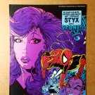 Spider-Man Mary Jane Wife Marvel Comics Mini Poster by Todd McFarlane