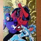 Spider-Man Silver Sable Marvel Comics Mini Poster by Todd McFarlane