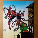 Spider-Man Vs Doc Octopus Marvel Comics Mini Poster by Todd McFarlane