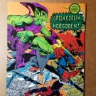 Spider-Man Vs Green Goblin Hobgoblin Marvel Comics Mini Poster by Todd McFarlane