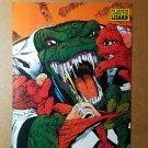 Spider-Man Vs the Lizard Man Marvel Comics Mini Poster by Todd McFarlane