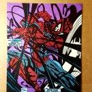Spider-Man Vs Venom Marvel Comics Mini Poster by Todd McFarlane