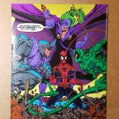 Spider-Man Vs Villians Justin Hammer Marvel Comics Mini Poster by Todd McFarlane