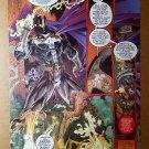 Anti Spawn Image Comics Poster by Todd McFarlane