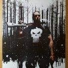 Punisher MAX 4 Marvel Comic Poster by Tim Bradstreet