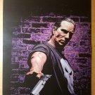 The Punisher Frank Castle Marvel Comics Poster by Tim Bradstreet