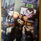 The Punisher War Journal Marvel Comics Poster by Ariel Olivetti