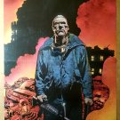 The Punisher The End Marvel Comics Poster by Richard Corben