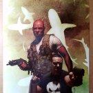 Punisher MAX Solider Sharks Marvel Comics Poster by Tim Bradstreet