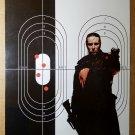 Punisher Target Practice Marvel Comics Poster by Tim Bradstreet Marvel