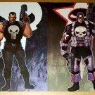 The Punisher War Journal Big Guns Marvel Comics Poster by Ariel Olivetti