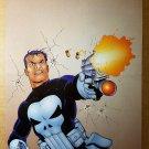 Punisher Kills Marvel Universe Comic Poster by Steve Dillon