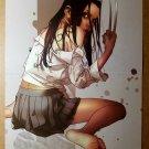 X-23 Wolverine Marvel Comics Poster by Josh Middleton