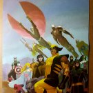 House of M Marvel Comic Poster by Esad Ribic