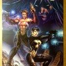 Hunter-Killer Top Cow Comic Poster by Jim Lee