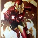 Iron Man Marvel Comics Poster by Adi Granov
