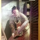 Leatherface Avatar Comic Poster by Jacen Burrows