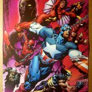 New Avengers Marvel Comics Poster by David Finch