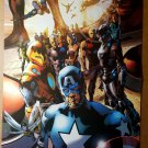 The Ultimates Marvel Comics Poster by Bryan Hitch