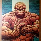 Thing Fantastic Four Marvel Comics Poster by Andrea Divito