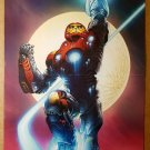Ultimate Iron Man Marvel Comics Poster by Andy Kubert