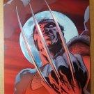 Wolverine X-Men Marvel Comics Poster by John Cassaday