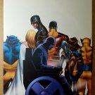X-Men Marvel Comic Poster by John Cassaday