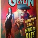 The Goon Vampire Dame Dark Horse Comics Poster by Eric Powell