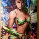 Grace Aspen Comics Poster by Michael Turner
