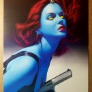 Mystique Marvel Comic Poster by Mike Mayhew
