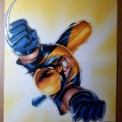 Wolverine X-Men Marvel Comics Poster by John Cassaday
