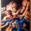 Fantastic Four Marvel Comic Poster by Greg Land