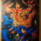 Fantastic Four Marvel Comic Poster by Mike McKone