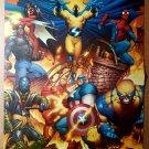 New Avengers Marvel Comics Poster by Joe Quesada