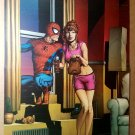 Spider-Man Mary Jane Marvel Comics Poster by Gary Frank
