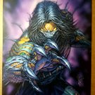 The Darkness of Witchblade Top Cow Comics Poster by Dale Keown