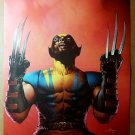 Wolverine Marvel Comics Poster by Gabriele Dell'Otto