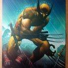 Wolverine Marvel Comics Poster by John Romita Jr
