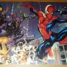 Spider-Man Black Cat Green Goblin Marvel Comics Poster by Terry Moore