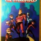 The Incredibles Disney Dark Horse Comics Poster by Ricardo Curtis