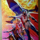 G-Force Battle of the Planets Top Cow Poster by Alex Ross
