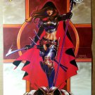 Mary Magdalena Top Cow Comics Poster by Joseph Michael Linsner
