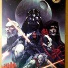 Star Wars Sithe Villains Darth Vader Maul Dark Horse Comics Poster by Alvin Lee